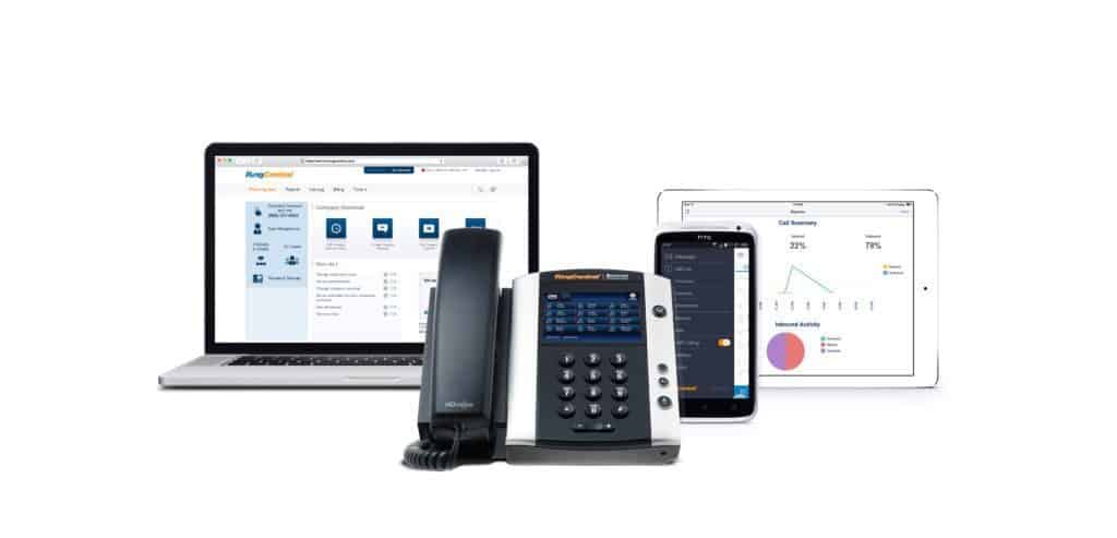 Ringcentral Virtual Business Phones